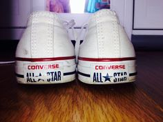 I love Converse All stars ~ Selfmade