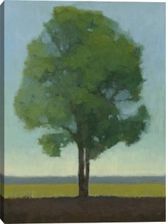 Sequestered Tree II by Kim Coulter