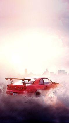 Super Cars Nissan Skyline 57 New Ideas Nissan Gtr Nismo, Nissan Skyline R33, Autos Nissan, Nissan Gtr Skyline, Nissan Gtr Wallpapers, Car Wallpapers, Tuner Cars, Jdm Cars, Jdm Wallpaper