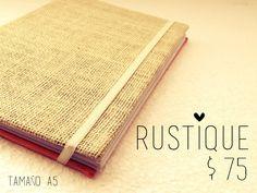 #cuaderno  #arpillera  #rustico  #lindo  #encuadernacion
