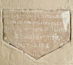"Giovanni Battista CASTIGLIONE - 1556."" SEE: THE PIGOTT FAMILY OF QUEEN'S COUNTY, IRELAND; SOME ANCESTRAL CONNECTIONS.: Another Italian in Tudor London: Giovanni Battista CASTIGLIONE"