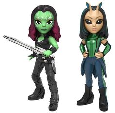 marvel mantis figure | Guardians of the Galaxy Vol 2 Rock Candy Vinyl Figures by Funko x ...