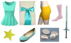 Pearl Costume from Steven Universe
