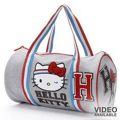 Hello Kitty Gym Duffle Bag Hello Kitty Handbags 5af590af6c5c0