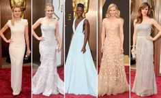 Celebrity style from the #Oscars. Click to view all of our favorite wedding worthy looks!