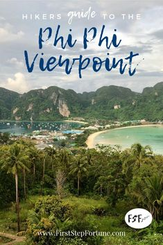 The Phi Phi Island Viewpoint hike is the best way to get the famous photo of Koh Phi Phi. There are two trails, make sure you take the right one! War Photography, Types Of Photography, Aerial Photography, Wildlife Photography, Amazing Photography, Landscape Photography, Thailand Phi Phi Island, Digital Photo Printer, Famous Photos