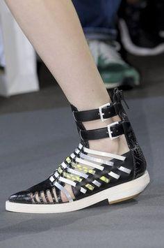 3.1 Phillip Lim Spring 2013: New York Fashion Week Spring 2013