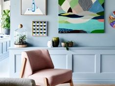 Mantel Decor Ideas and Tips Cheap Diy Headboard, Diy Headboards, Headboard Ideas, Something Like You, Diy Mantel, Cleaning Materials, Going Gray, Cozy Room, Paint Colors