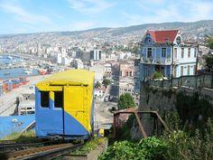Artillería Hill, Valparaíso.