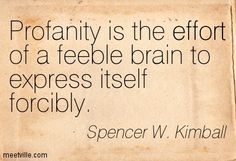 Spencer W. Kimball quotes and sayings