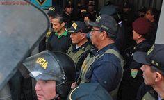Peru's ex-president Ollanta Humala sent to same jail as nemesis Alberto Fujimori