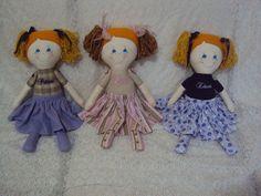 Mais bonequinhas.https://www.facebook.com/saldaterrapatchwork/?ref=ts&fref=ts  www.saldaterrapatchwork.blogspot.com face: Renata Deichsel renata.deichsel@gmail.com