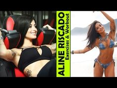 ALINE RISCADO - Ballerina, Dancer and Fitness Model: Exercises and Workouts…