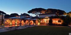 Luxury villa rental in Saint Tropez, France