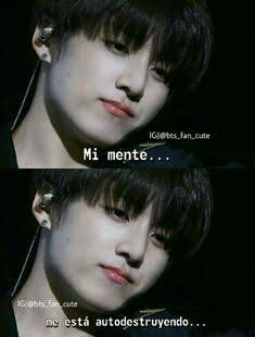Bts Quotes, Happy Quotes, Quotes Amor, Funny Quotes, Frases Bts, Sad Life, Im Sad, Feeling Sad, Quote Aesthetic