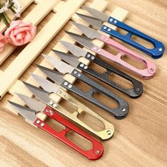 Tailor Scissors Sewing Snip Thread Cutter
