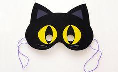 Printable Masks for Kids - Mr Printables