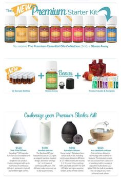 YL premium starter kit with new diffuser option! #3219352