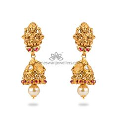 Buy traditional Necklaces online at Kameswari Jewellers in India. Bridal Jewelry, Gold Jewelry, Jewellery, Necklace Online, Gold Coins, Fashion Jewelry, Necklaces, Jewels, Drop Earrings