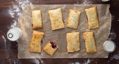 Who needs store-bought toaster pastries when you can make these gluten-free, cherry Pop-Tarts at home?