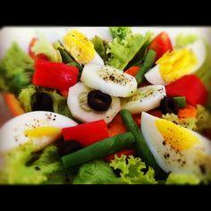 Mixed Green Salad @ That's Aroma! Restaurant & Bar