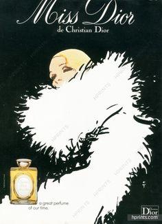 1978 Miss Dior Ad