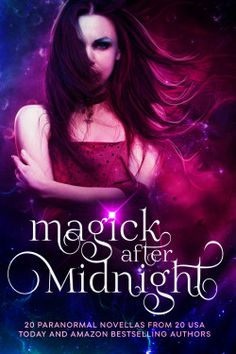 http://bookbarbarian.com/magick-after-midnight-by-rebecca-hamilton-april-aasheim-k-de-long-jc-andrijeski-j-e-taylor-amy-lee-burgess-sarah-m-cradit-angel-lawson-steffanie-holmes-rainy-kaye-katie-salidas-laxmi-har-2/ - Magick After Midnight is the collection you've been waiting to sink your teeth into… because all the best things happen after dark. Escape into 20 bewitching novellas from your favorite USA Today and International Bestselling Paranormal authors. From witches