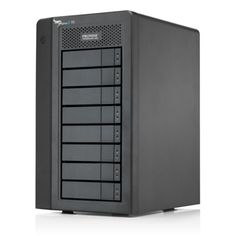 PROMISE Pegasus2 R8 32TB (8 by 4TB) Thunderbolt 2 RAID System - Apple Store for Business (U.S.)
