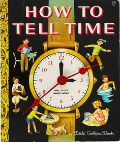 Was a great tool to help learn how to tell time, thought it was so cool that the hands on the cover moved!