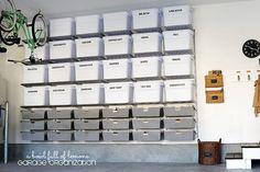 Garage Organization: Part 1 (via Bloglovin.com )