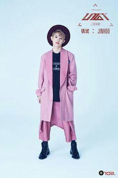 Up10tion - Jinhoo