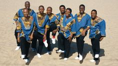 Ladysmith Black Mambazo Ladysmith Black Mambazo is set to tour with legendary singer-songwriter Paul Simon in 2012 to mark the a. Ladysmith Black Mambazo, Legendary Singers, Paul Simon, First Night, South Africa, Gentleman, African, Strong