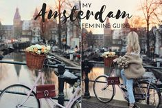 My Asterdam italian Instagram guide for girls