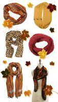 Scarves for Fall - Let's Be Fair