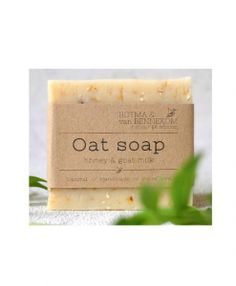 Milde und pflegende Haferseife für die Bedürfnisse trockener und empfindlicher Haut. 100% natürlich / 0% ätherische Öle / 0% Palmöl - aus Liebe zur Haut und Natur <3 www.my-soap-shop.de