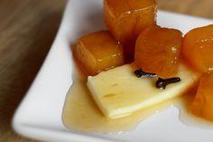 Batatas en almíbar, también llamadas boniatos o camotes, son una excelente opción como postre o de base para otras recetas.