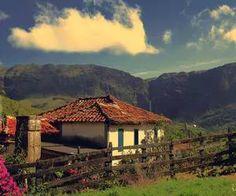 Serra da Canastra em Vargem Bonita, Sudoeste do Estado.