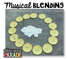Musical Matching - A Blending Game
