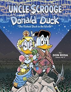 Walt Disney Uncle Scrooge And Donald Duck The Don Rosa Li... https://www.amazon.com/dp/1606999273/ref=cm_sw_r_pi_dp_x_4jt4zbQ1WP4MJ