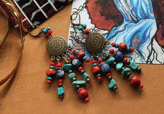 Handmade Boho Gypsy Earrings