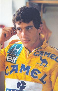 Senna 20 anos.....