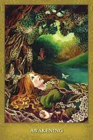 Mystic Sisters Oracle Deck - Balivet, Emily - Tarot & Oracle Decks - Circles of Wisdom Oracle Reading, Pre Raphaelite, Moon Goddess, Oracle Cards, Psychedelic Art, Archetypes, Oracle Deck, Faeries, Mother Earth