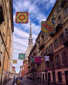 Mole, luci d'artista, Torino
