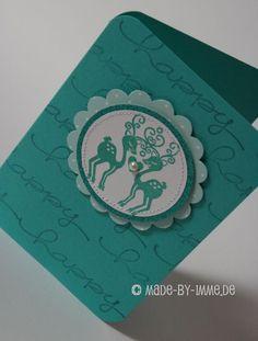 ganz tolle Karten mit noch tolleren Luzia Pimpinella Stempeln