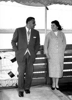Gamal Abdel Nasser, Jamel, Old Egypt, Modern History, North Africa, Egyptian, Suit Jacket, Culture, Memories