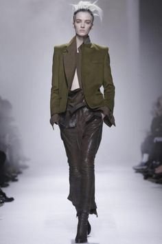 Haider Ackermann Fall Winter Ready To Wear 2013 Paris
