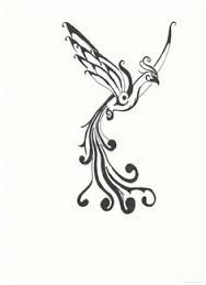 Image result for feminine phoenix tattoo