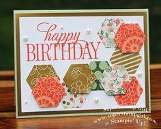 Happy Birthday, Everyone, Hexagon Punch