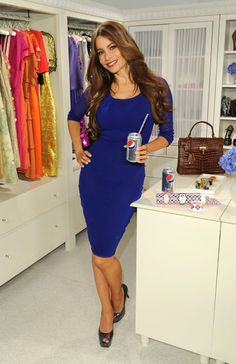 Sofia Vergara and Diet Pepsi team up to deliver fun and flair to women everywhere with a chance to win a $1000 style make-over on dietpepsi.com.