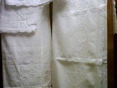 LUXURIOUS HAND CROCHET MEDALLION COTTON SHEET & OXFORD CASES